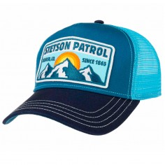Stetson Patrol Trucker Cap