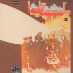 """Led Zeppelin """"II"""" Vinilo"""