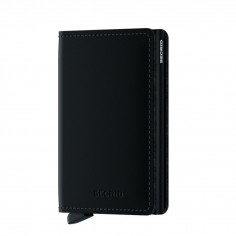 Secrid Slim Wallet Matte Black