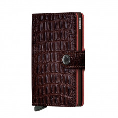 Secrid Mini Wallet Nile Brown