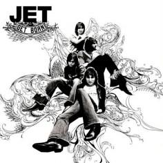 "Jet ""Get Born"" Vinilo"