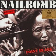 """Nailbomb """"Point Black"""" Vinilo"""