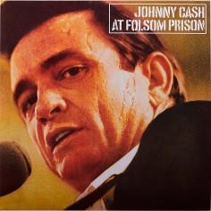 """Johnny Cash """"At Folsom..."""