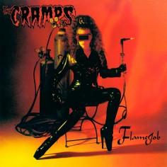 "The Cramps ""Flamejob"" Vinilo"